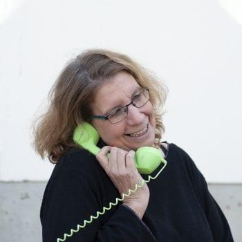 ענבל מנהלת שירות לקוחות