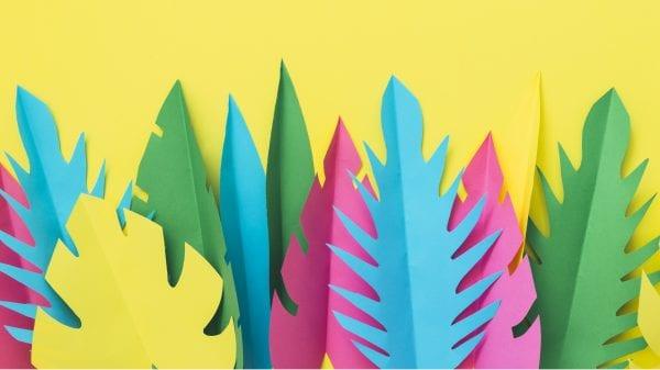 סוגי נייר שונים למוצרי דפוס