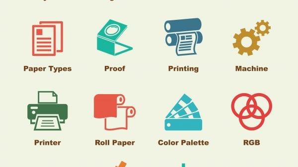 מוצרי דפוס